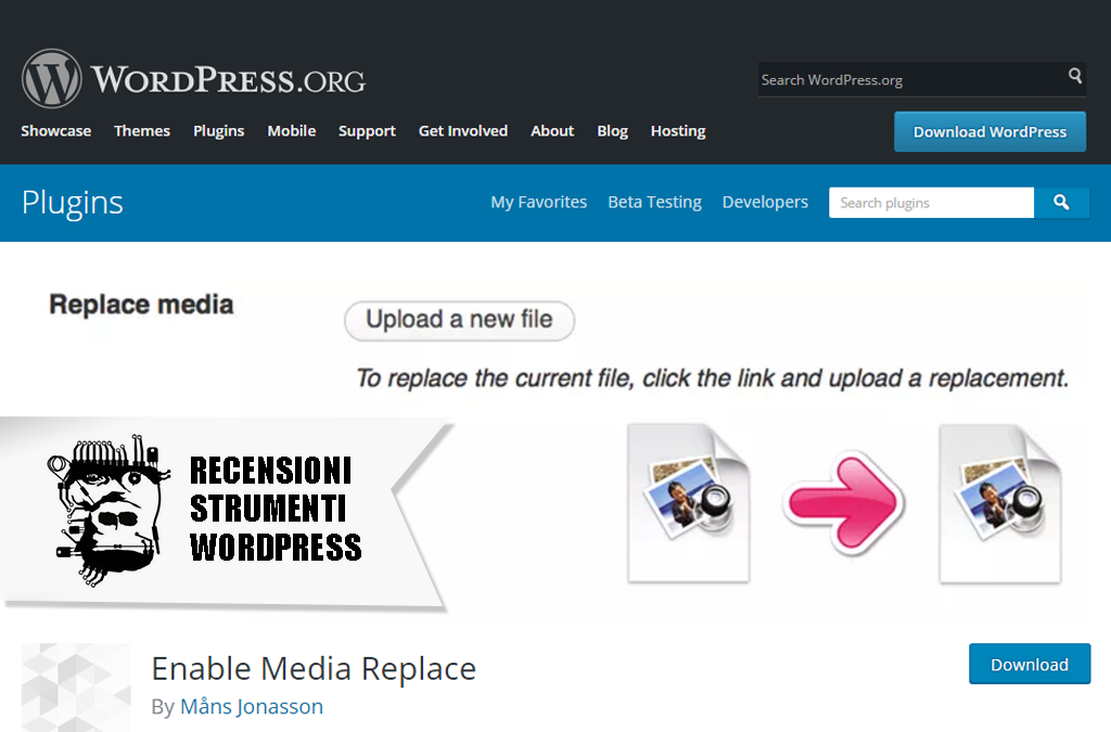 recensione-plug-in-wordpress-replace-media